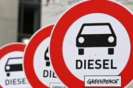 В Великобритании хотят запретить дизельные и бензиновые авто