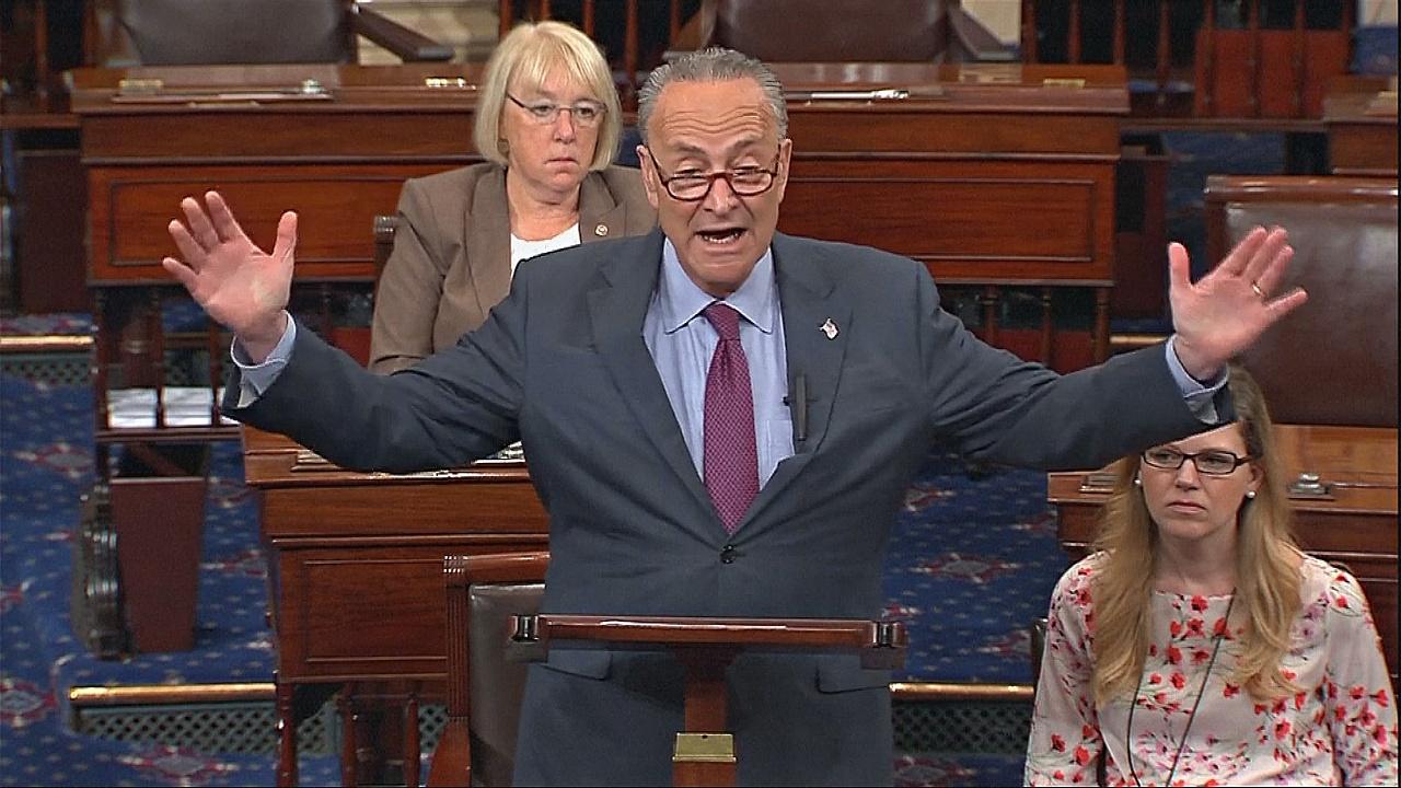 Сенат США: горячие дискуссии по вопросу отмены Obamacare