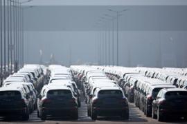 В Европе отзовут 22 тыс. Porsche Cayenne