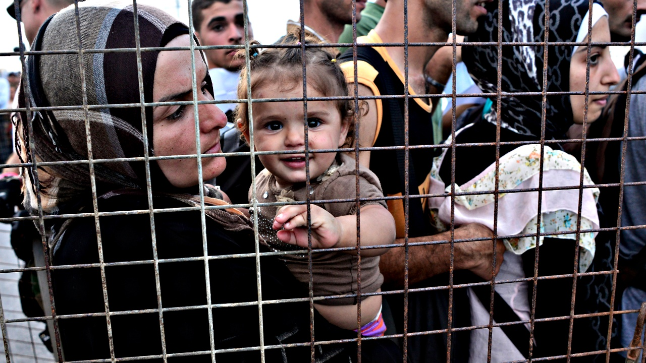 Евросоюз выделит 209 млн евро на помощь беженцам в Греции