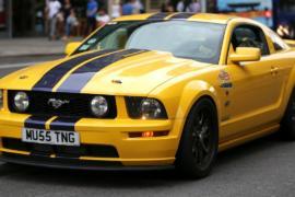 Ford Mustang – самый продаваемый спорткар в мире