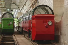 Секретную почтовую железную дорогу Лондона откроют для посетителей