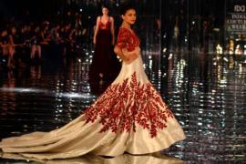 Неделя моды в Индии: роскошь, воздушность и традиции