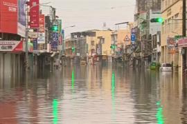 На Тайвань за сутки обрушилось два тайфуна