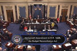 Сенат США не смог отменить Obamacare