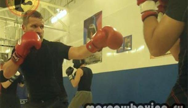 Секция бокса в Щербинке приглашает на тренировки