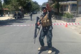 Посольство Ирака в Кабуле атаковали боевики ИГИЛ