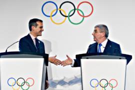 Лос-Анджелес примет летнюю Олимпиаду-2028