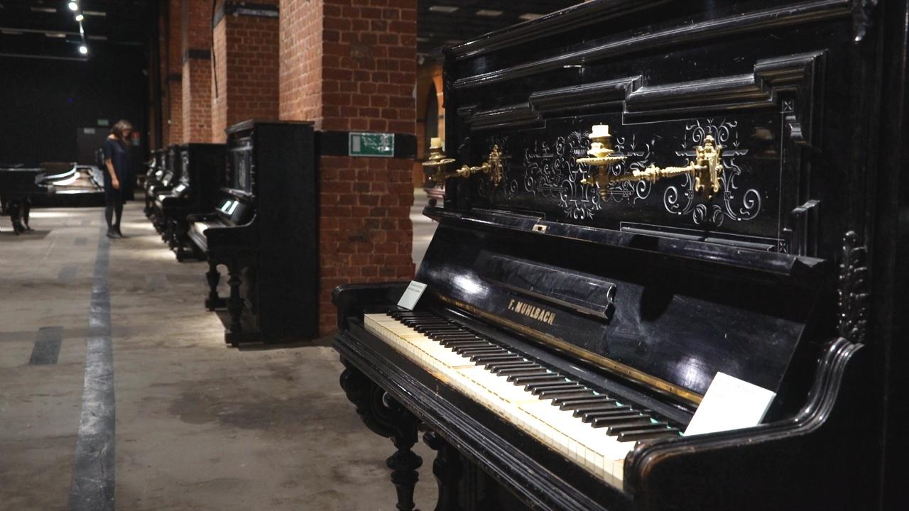 Рояли из старинных салонов выставили в Музее Москвы
