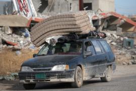 Иракские езиды всё ещё боятся возвращаться в Синджар