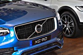Volvo будет обмениваться технологиями с Geely Holding
