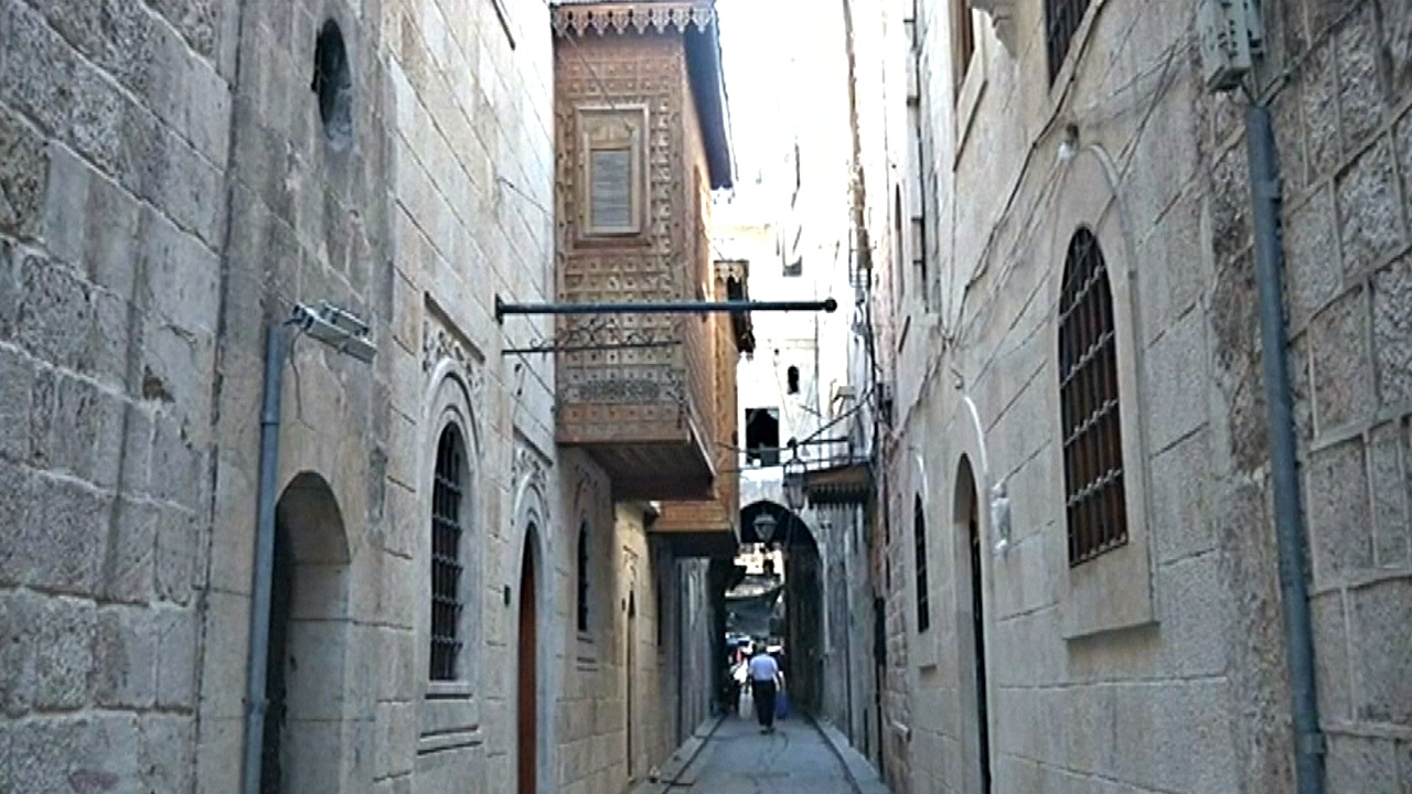 ЮНЕСКО восстановит Алеппо усилиями местных мастеров
