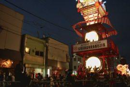 В Японии проходит фестиваль Небута – парад огромных фонарей