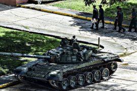 Мадуро назвал нападение на военную базу терактом
