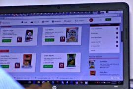 Нигериец создал веб-приложение, которое помогает избежать голода