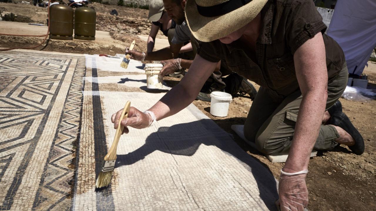 Французские археологи раскопали «Маленькие Помпеи»