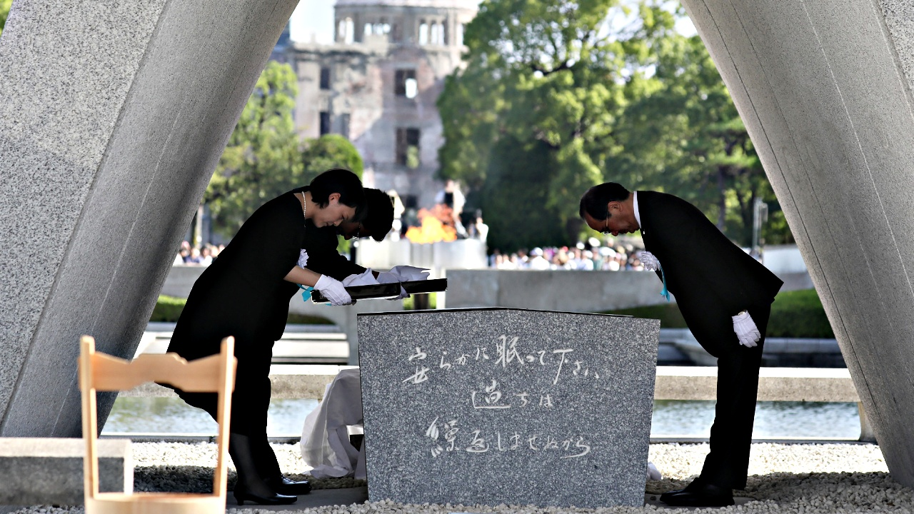 72 года минуло со дня атомных бомбардировок Хиросимы и Нагасаки