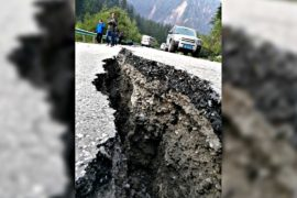 Число жертв землетрясений в Китае возросло до 19