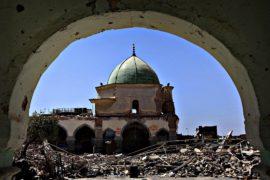 Жители Мосула ждут, когда их город восстановят