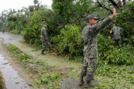 Ураган «Франклин» ослаб, ударив по Мексике