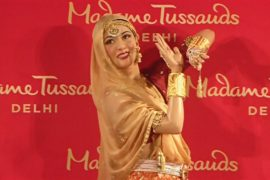 «Индийскую Мэрилин Монро» увековечили в воске