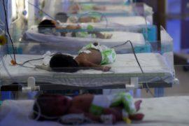 В Индии сурово накажут виновных в смерти детей в больнице