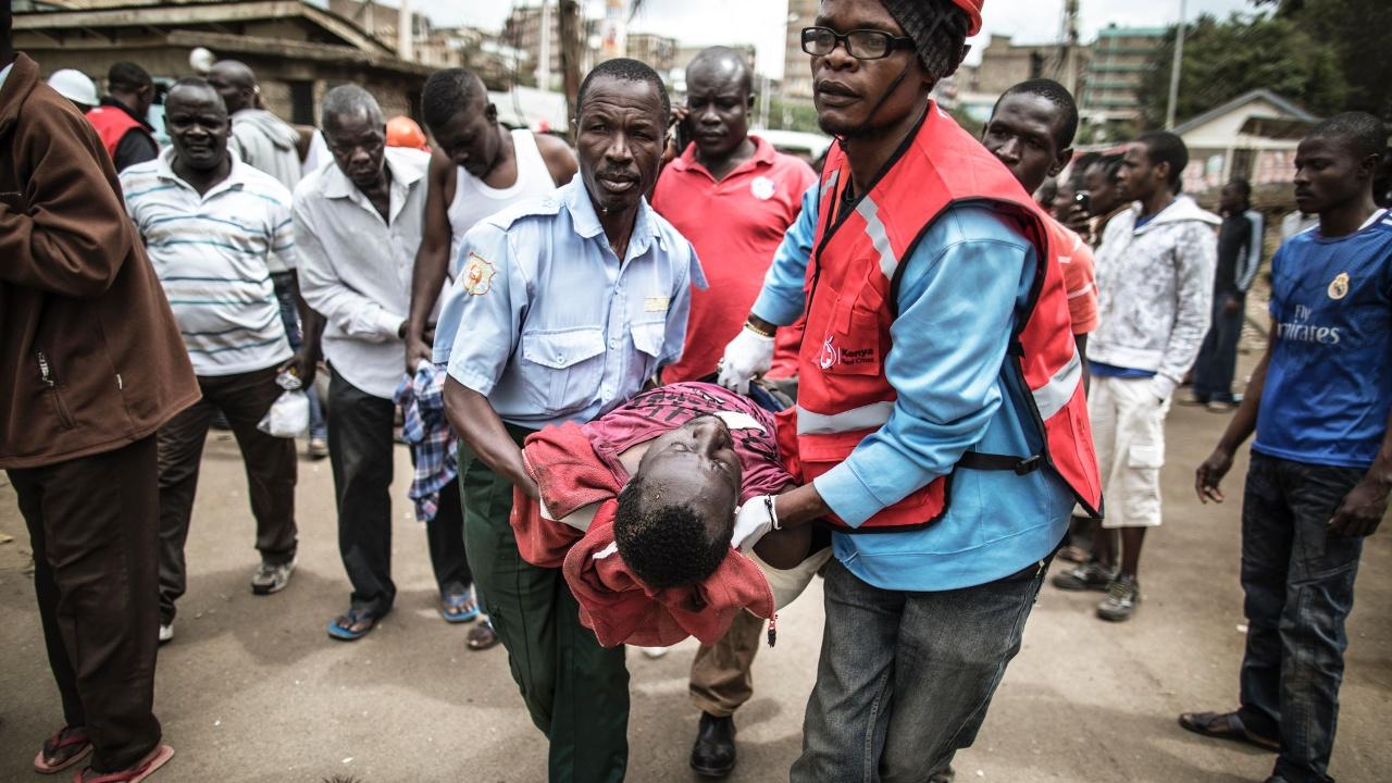 Кенийская оппозиция обвиняет власти в расстреле протестующих
