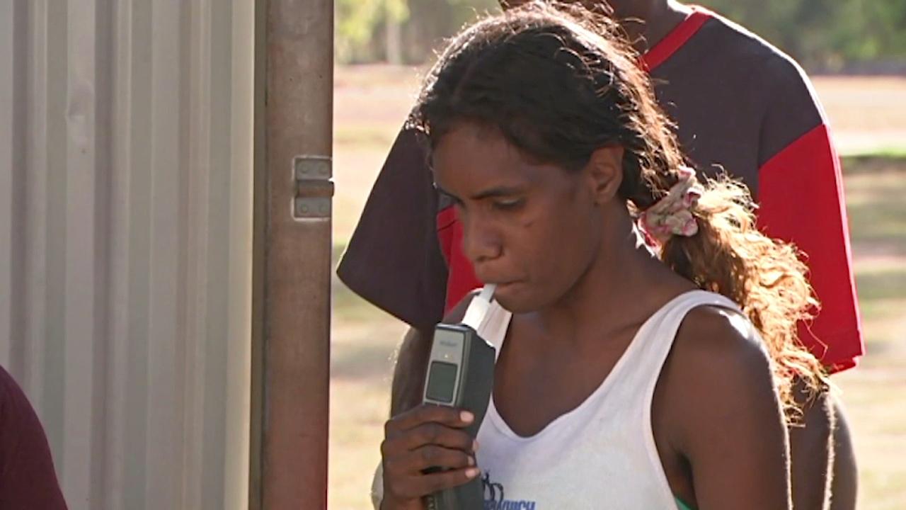 Как борются с пьянством в Северной территории Австралии