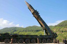 Северная Корея отложила удар по американскому острову Гуам