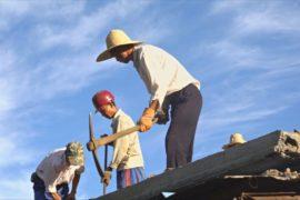 Пекинские власти сносят незаконные дома трудовых мигрантов
