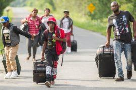 Гаитяне уезжают в Бразилию и Чили из-за безработицы