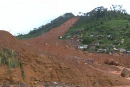 Оползень в Сьерра-Леоне: ищут ещё 600 человек