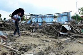 Пострадавшие от наводнений в Непале: «Мы остались ни с чем»