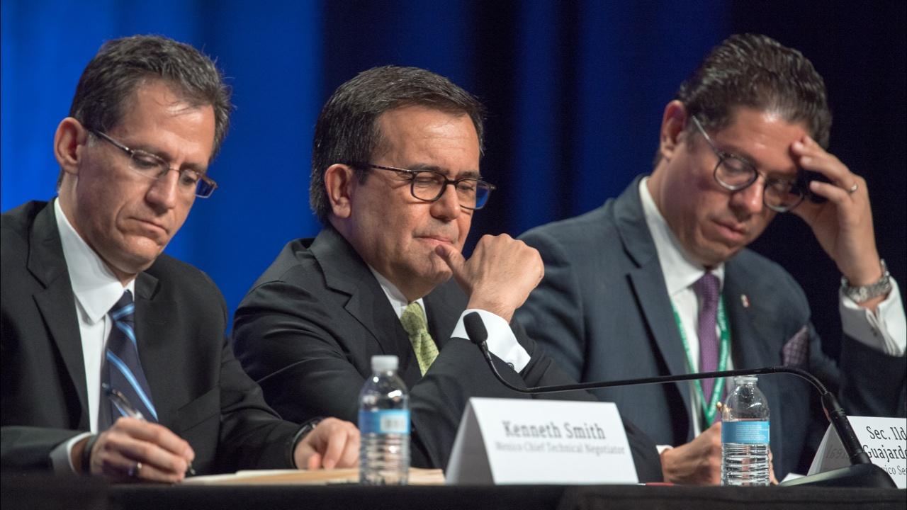 Переговоры о NAFTA: Мексика надеется на «конструктивный диалог»