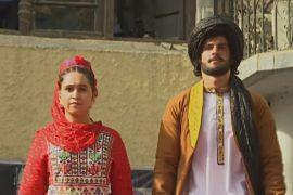 Мода против насилия: в Афганистане показали наряды разных этнических групп