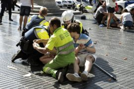 Не менее 13 погибших в результате теракта в Барселоне