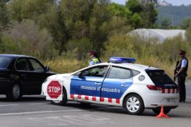 В Каталонии продолжают искать предполагаемых террористов