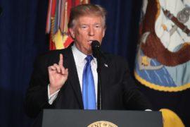 Трамп объявил об изменении стратегии США в Афганистане