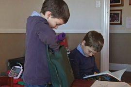 Книги помогают не умереть со скуки в отдалённых районах Австралии