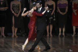 Чемпионат по танго в Буэнос-Айресе: победа — у аргентинских пар