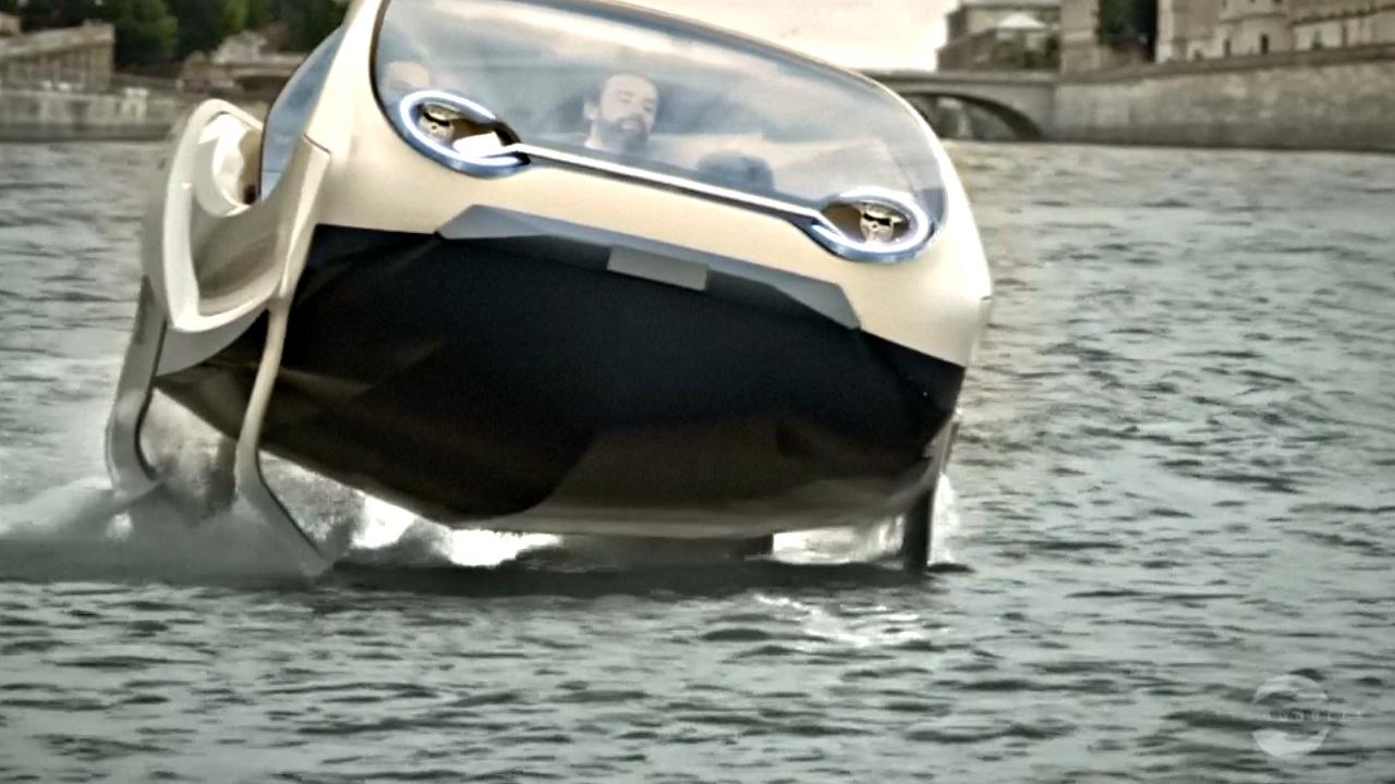 Французский стартап планирует запустить сервис водного такси в Париже