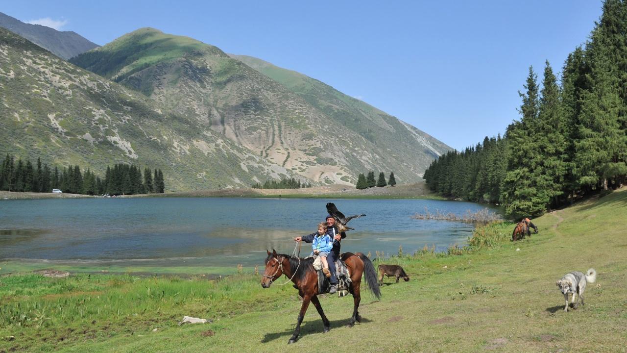 Кыргызстан – «Швейцария» Центральной Азии