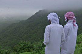 Оман в сезон дождей – рай для туристов из жарких арабских стран