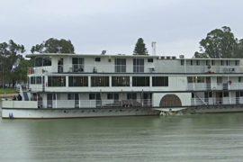 «Семейное» судно станет туристической достопримечательностью Австралии