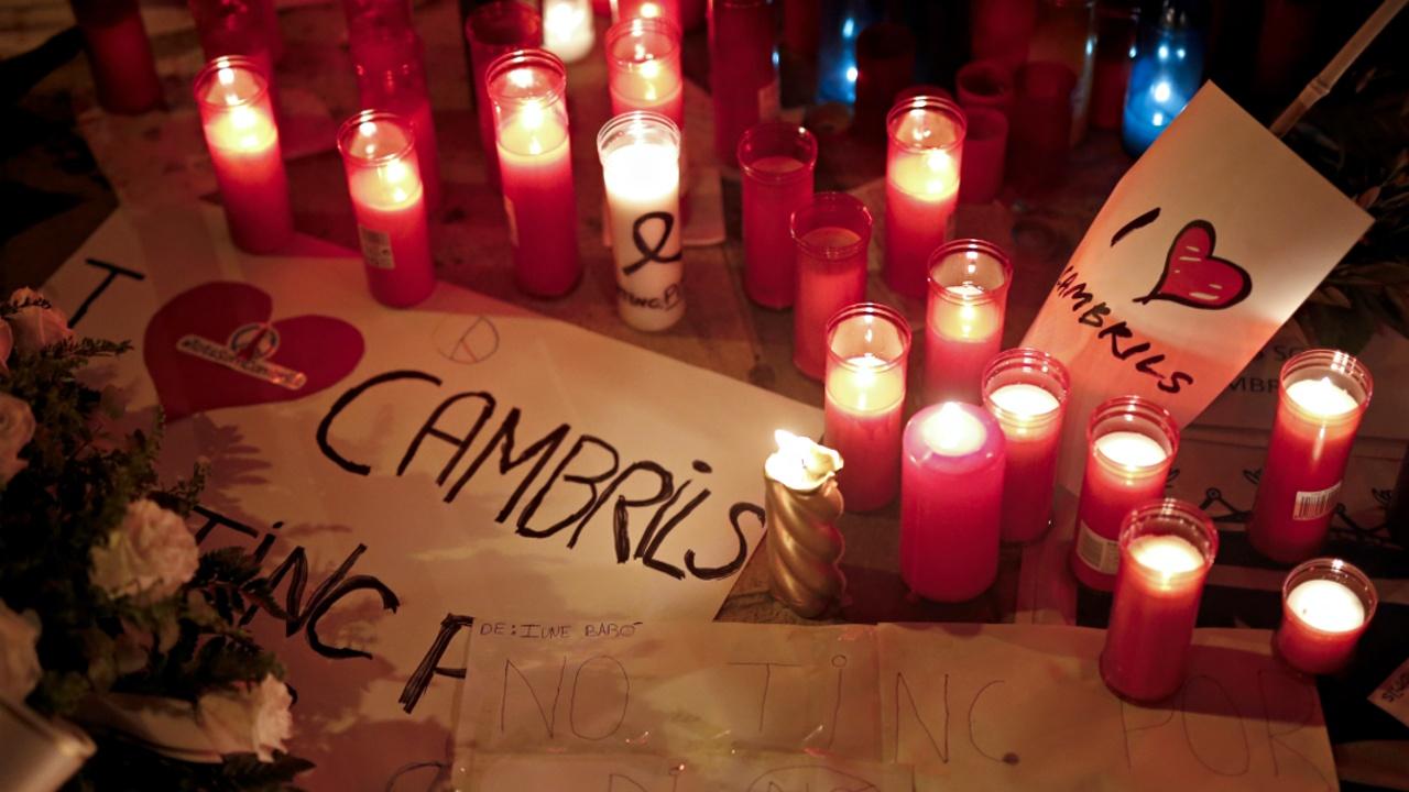 Умерла немка, пострадавшая в ходе теракта в Барселоне