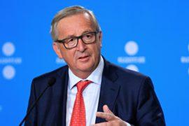 Жан-Клод Юнкер – о «брексите»: «Обсуждать торговлю пока не будем»