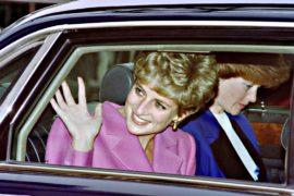 Британские принцы почтили память леди Дианы, погибшей 20 лет назад