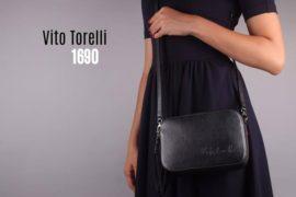 Сумка от VITO TORELLI – составная имиджа
