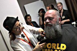 Лучшего парикмахера-брадобрея выбрали в Швеции