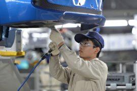 Заводы Hyundai возобновили производство в Китае